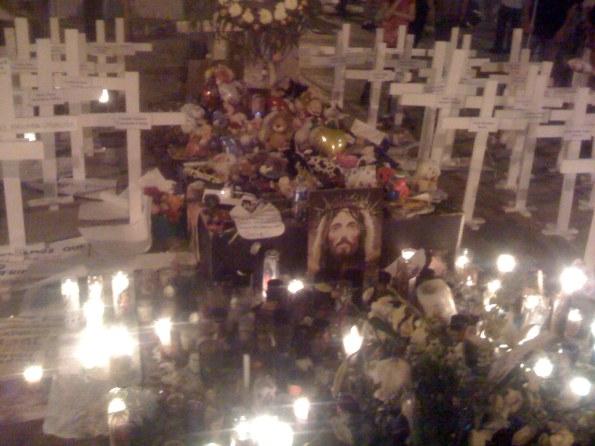 Altar para Niños de la Guardería ABC